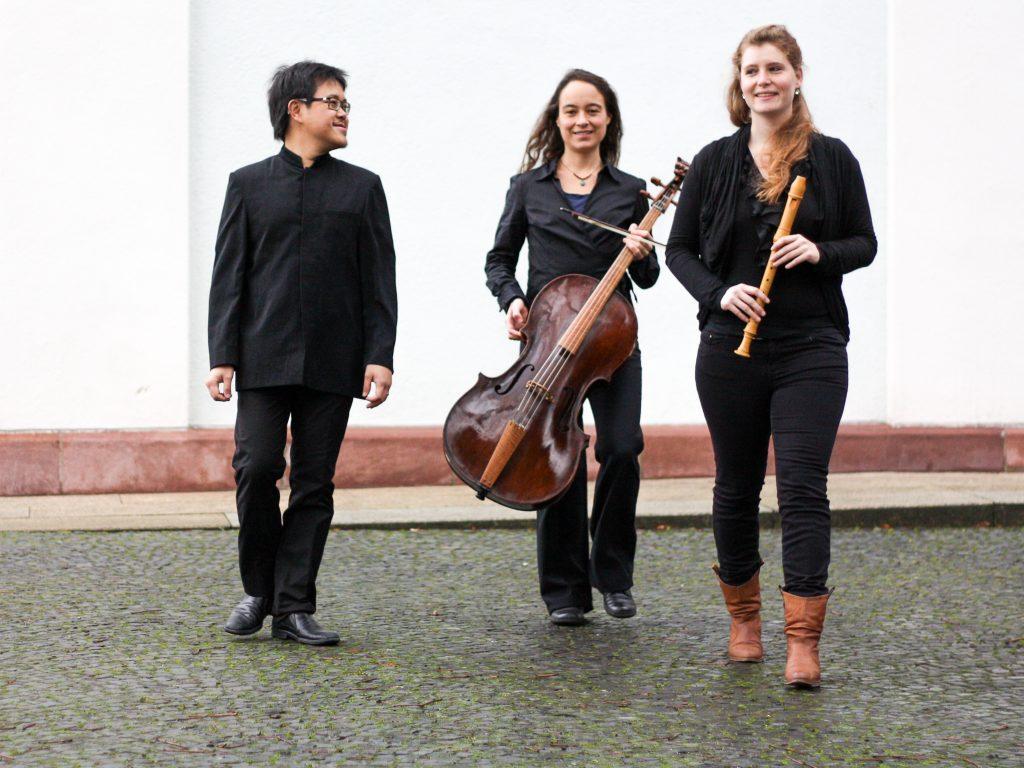 Klangweber Ensemble für Früh-und Hochbarock